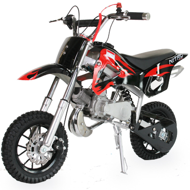 DS67 pocket bike